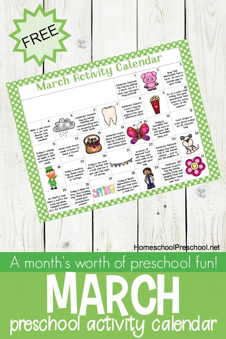 Homeschool Preschool - ~ equipping parents to educate their littlest ...