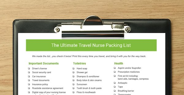 Mas Medical Staffing Offers The Best Travel Benefits