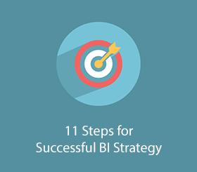 An 11-Step BI Roadmap For A Successful Business Intelligence