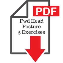 How To Fix Forward Head Posture Fast - 5 Exercises And Stretches