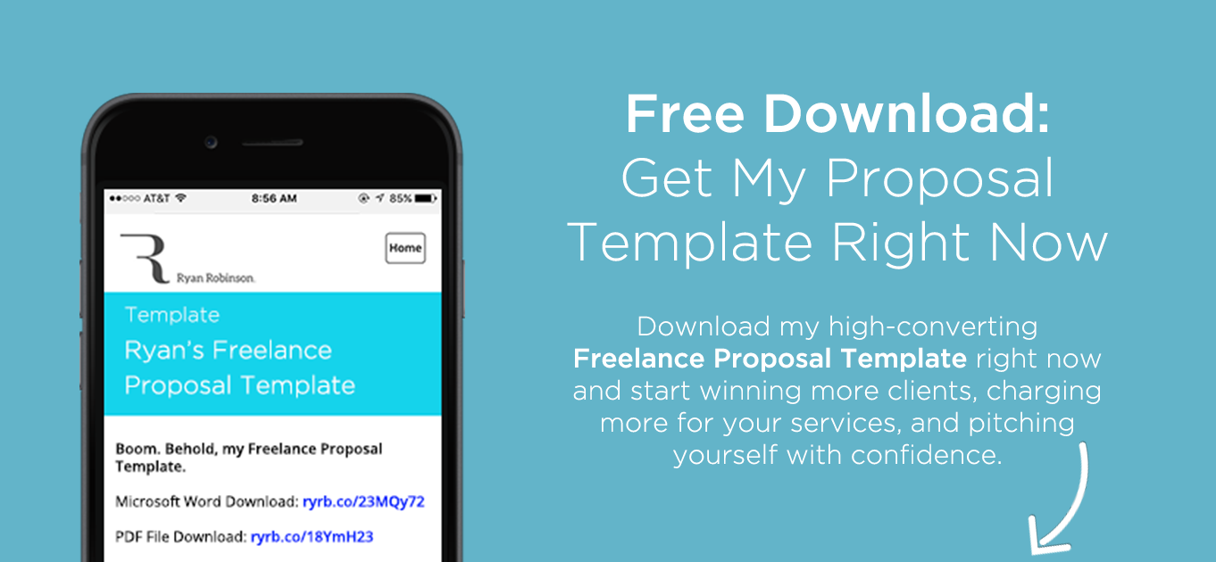 5 steps to write the best freelance proposal free template freelance proposal course free download popup with image wajeb Images